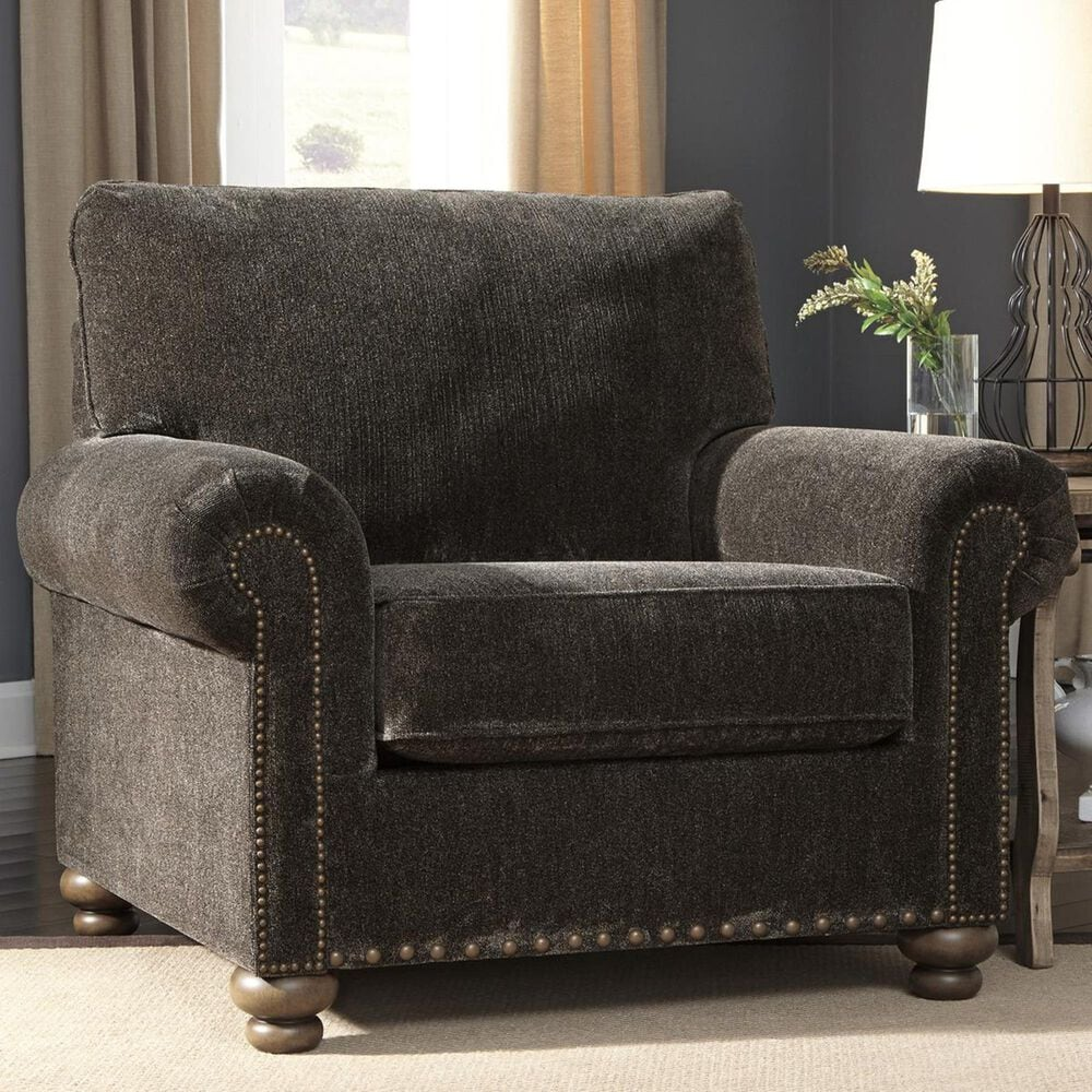 Signature Design by Ashley Stracelen Chair in Sable, , large