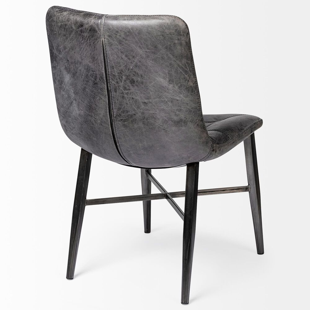 Mercana Horsdal Dining Chair in Grey, , large