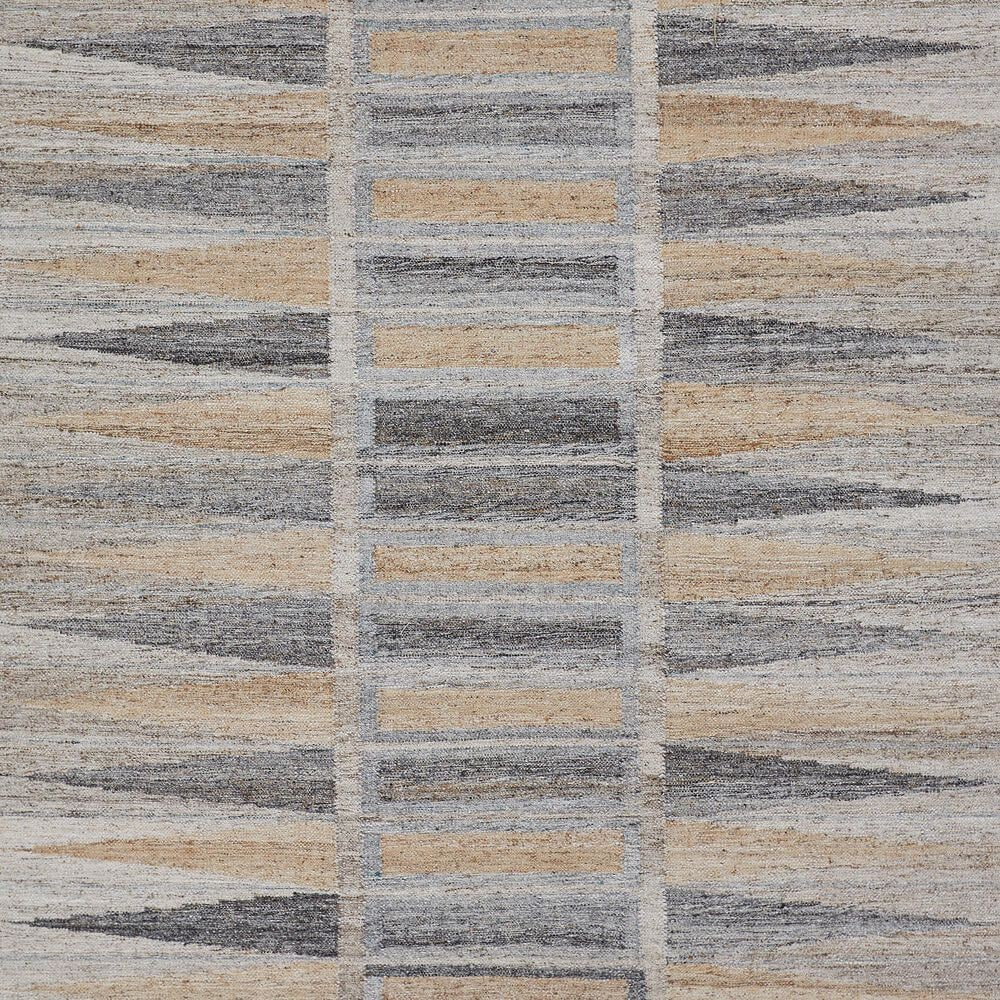 """Feizy Rugs Beckett 0817F 3'6"""" x 5'6"""" Gray and Beige Area Rug, , large"""