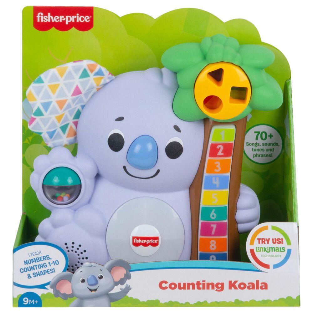 Fisher-Price Linkimals Counting Koala, , large