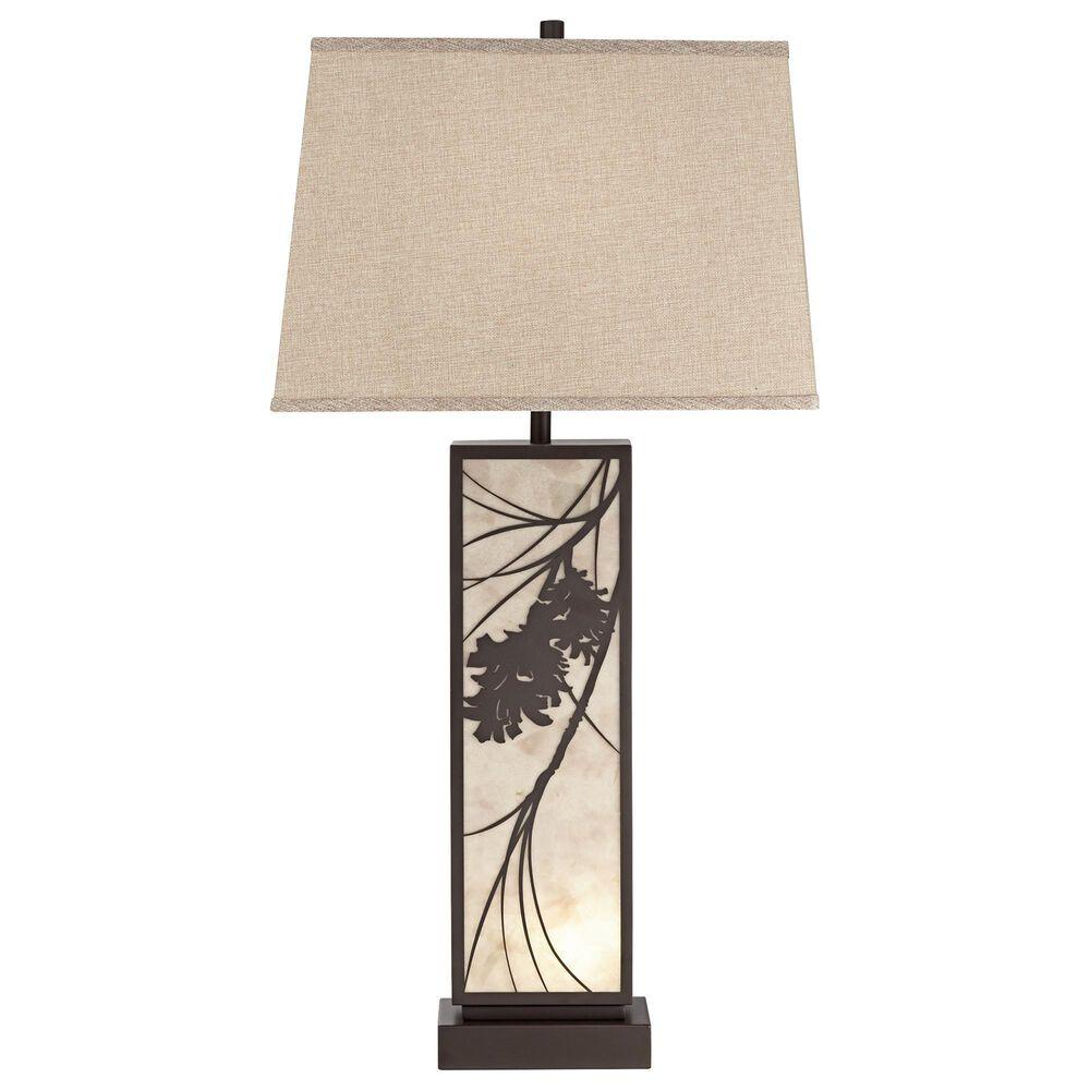 Pacific Coast Lighting Brookline Table Lamp in Dark Bronze, , large