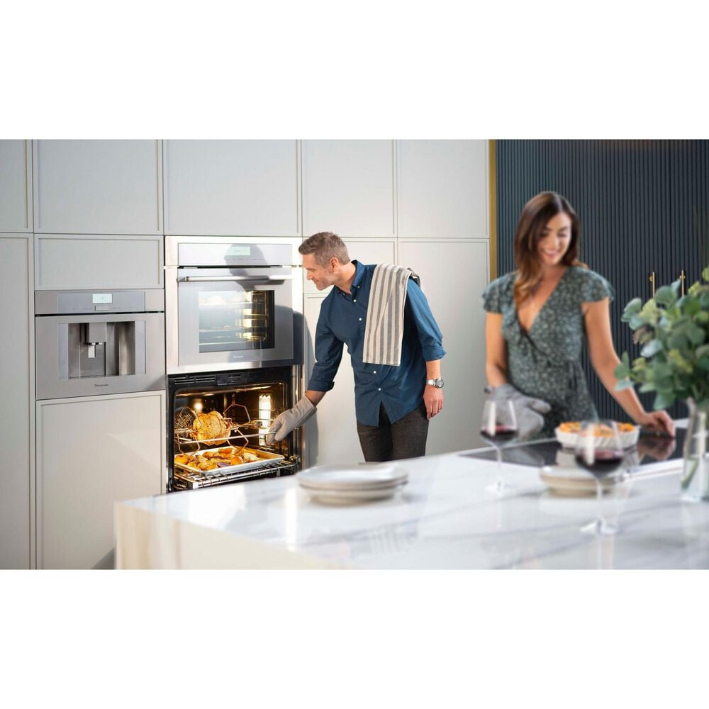 """Thermador 30"""" Masterpiece Combination Wall Oven - Stainless Steel, , large"""