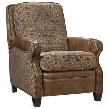 Hooker Furniture Brandy Huntington Ambrose Recliner in Brown, , large