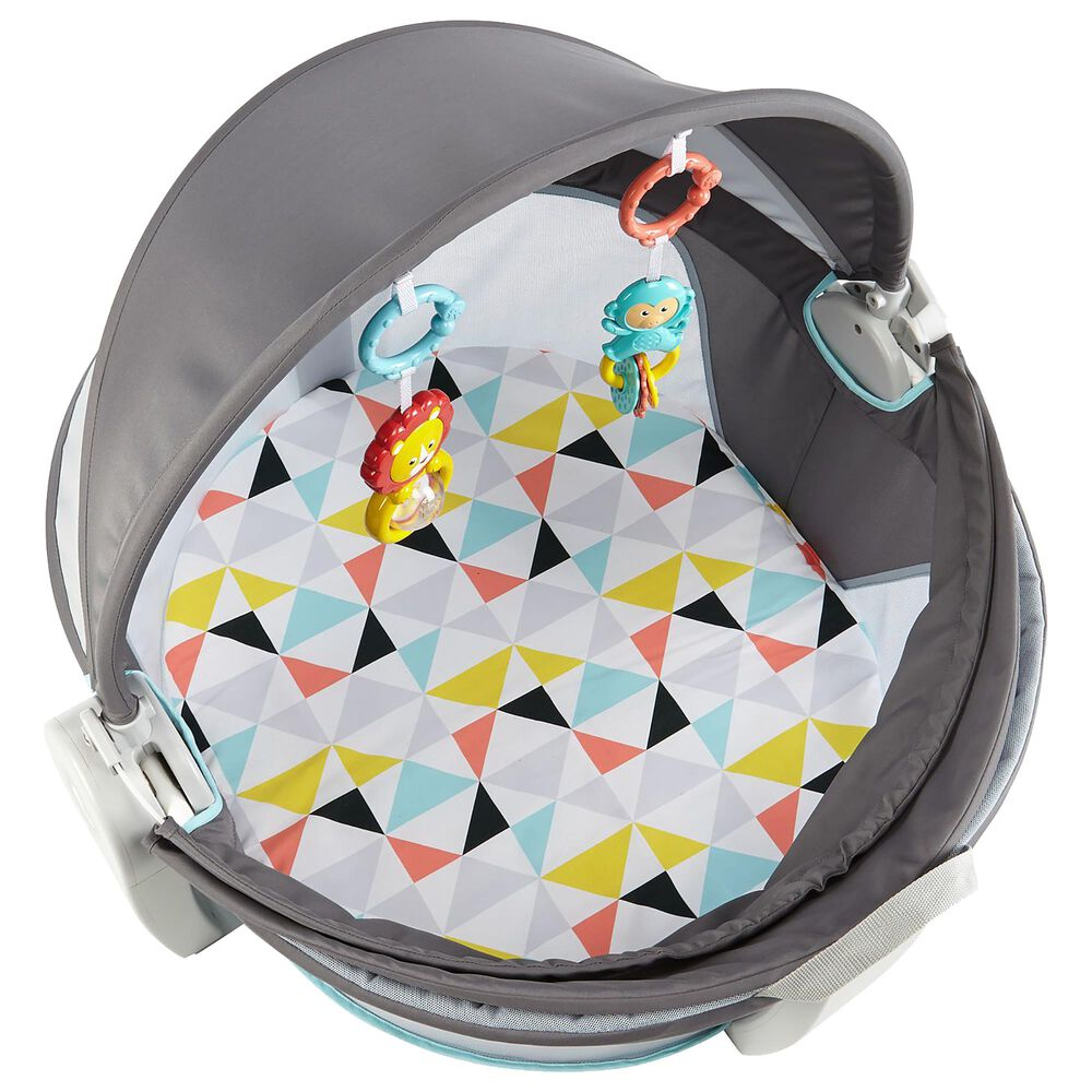 Fisher-Price On-the-Go Baby Dome in Windmill, , large