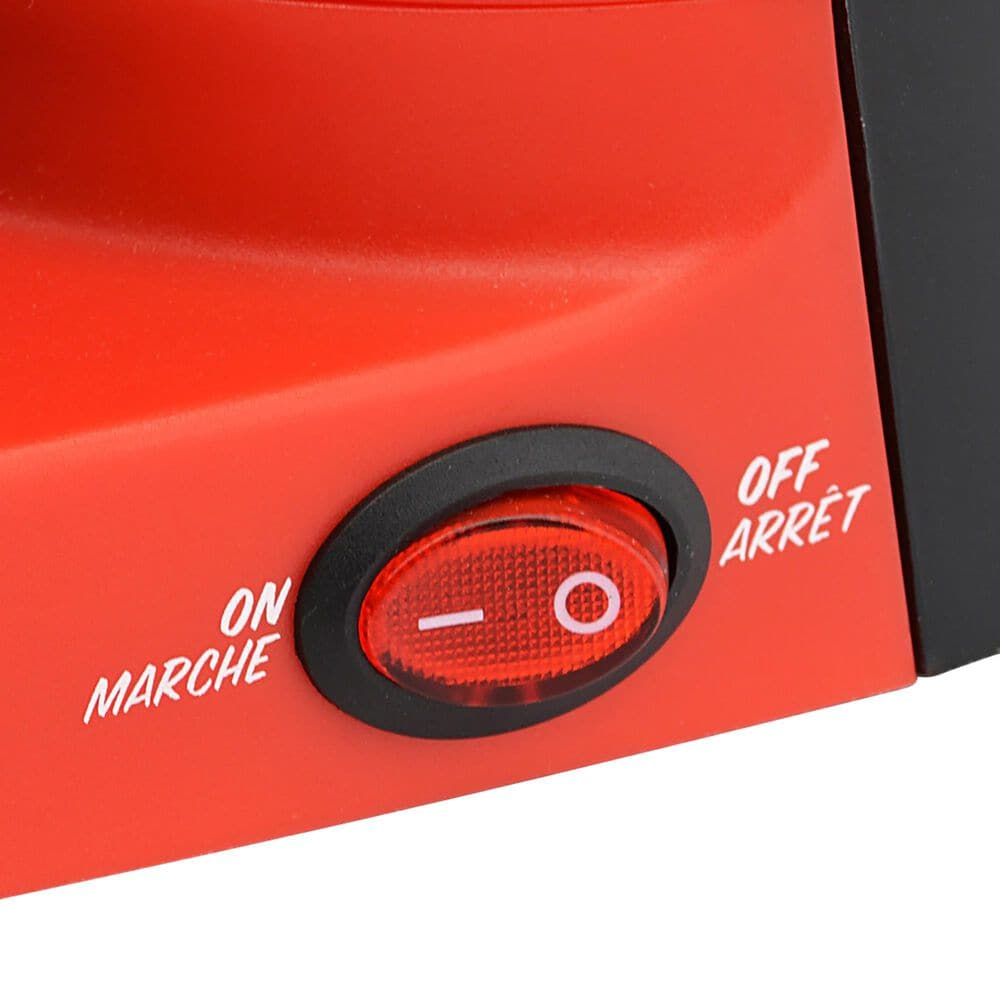 Kitchen Selectives Coffee Maker and Toaster Bundle in Red and Black, , large
