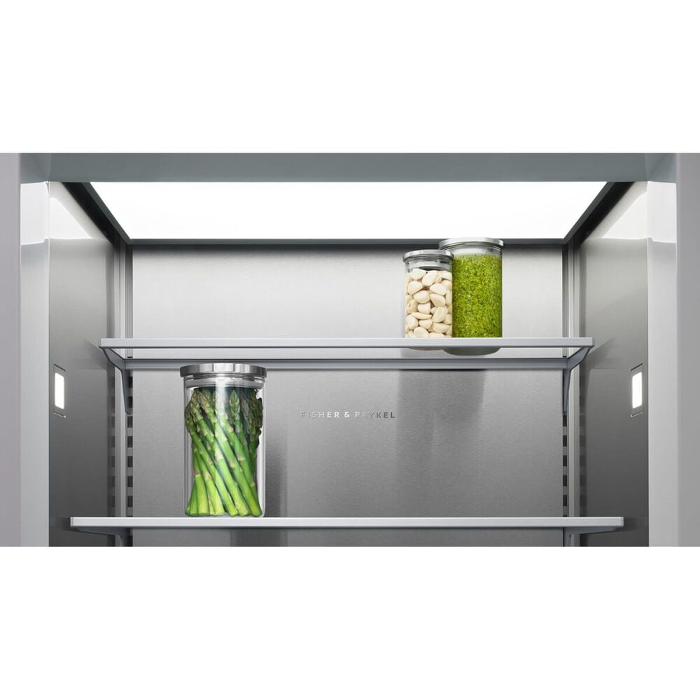 """Fisher and Paykel 24"""" Integrated Column Refrigerator with Left Hinge, , large"""
