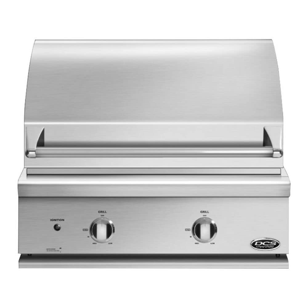 """Fisher and Paykel 30"""" Pro Liquid Propane Grill in Stainless Steel, , large"""