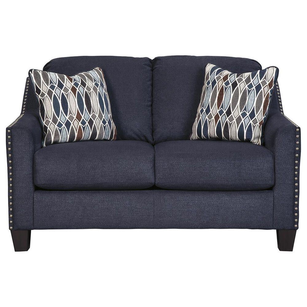Signature Design by Ashley Creeal Heights 3-Piece Living Room Set in Ink, , large