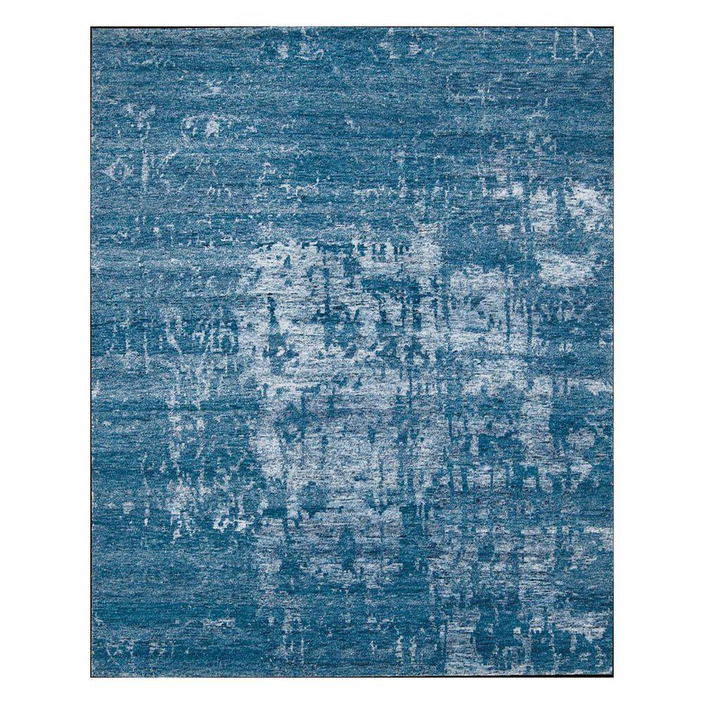 "Nourison Silk Shadows SHA10 3'9"" x 5'9"" Ocean Area Rug, , large"