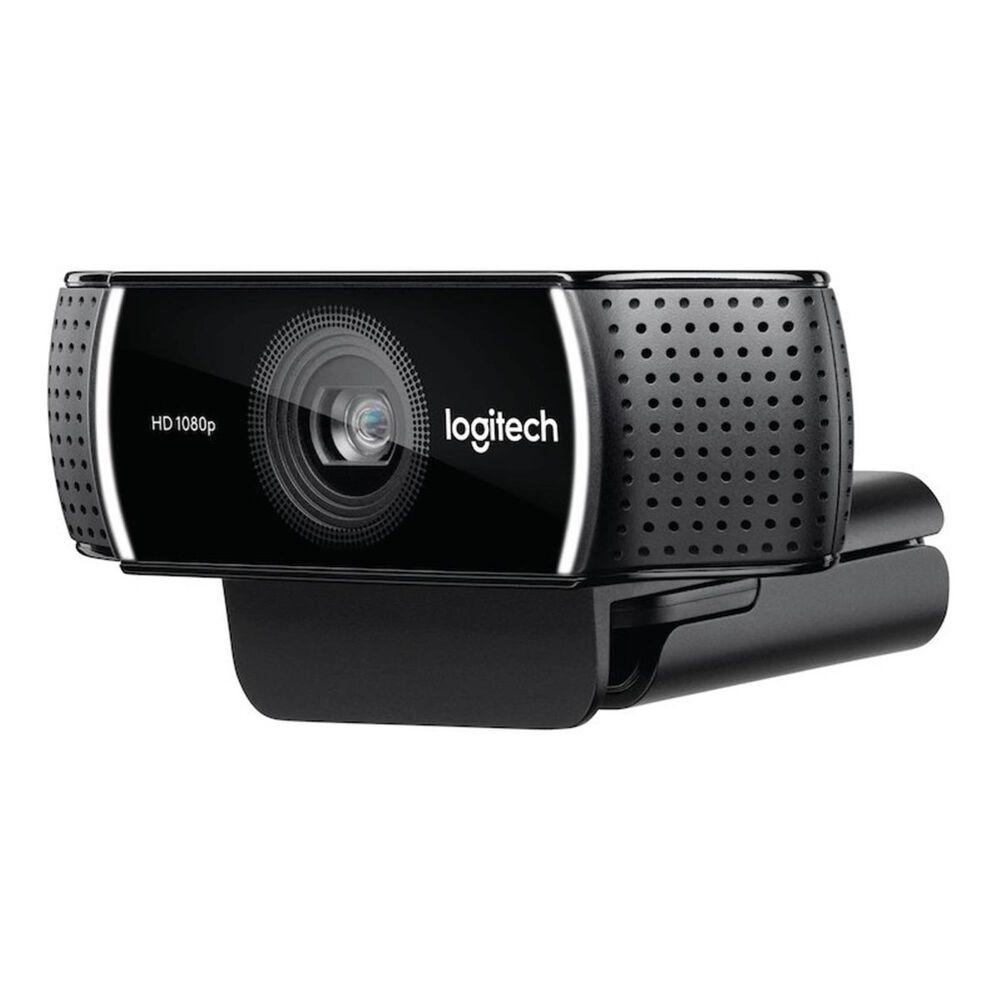 Logitech C922 Pro Stream Webcam in Black, , large
