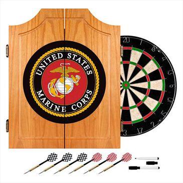 Timberlake United States Marines Dart Cabinet Set, , large