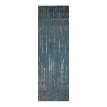 """Surya Naya NY-5248 2'6"""" x 8' Emerald/Camel/Black Runner, , large"""