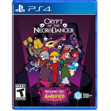 Crypt of The NecroDancer - PlayStation 4, , large
