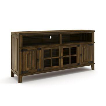 "Rustic Imports Hacienda 72"" TV Stand in Dark Wax, , large"