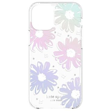 Kate Spade New York Hardshell Case for iPhone 12 mini - Daisy, , large