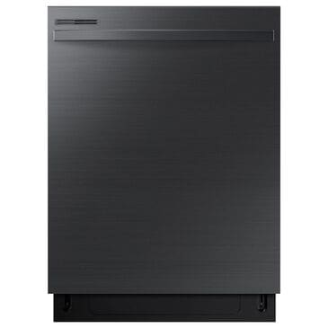 """Samsung 24"""" Built-In Bar Handle Dishwasher with 55 dBA in Black Stainless Steel, , large"""