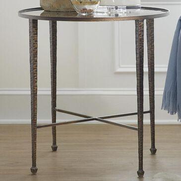 Hooker Furniture Boheme End Table in Gold, , large