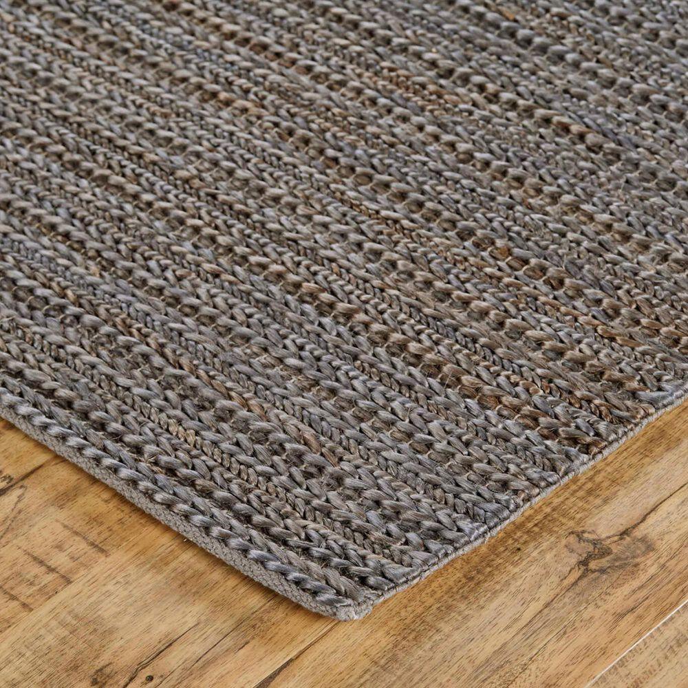 Feizy Rugs Kaelani 5' x 8' Bluestone Area Rug, , large