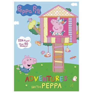 Adventures with Peppa (Peppa Pig), , large