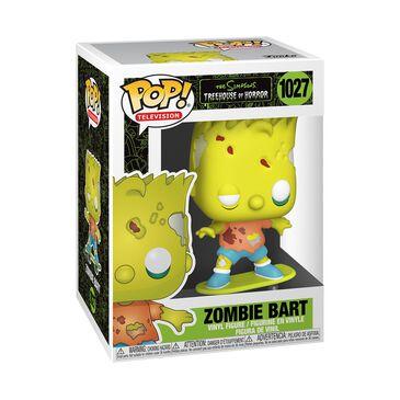Funko Pop! Animation: Simpsons Zombie Bart , , large