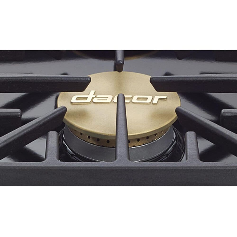 """Dacor Heritage 36"""" Gas Pro Liquid Propane Range in Stainless Steel, , large"""