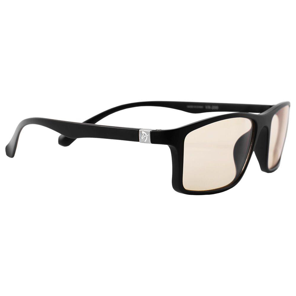 Arozzi Visione VX200 Blue Light Blocking Computer and Gaming Glasses - Anti-Glare, UV Protection - Black, , large