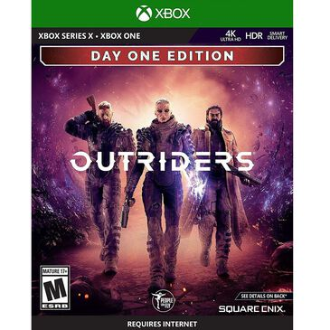 Outriders - Day One Edition - Xbox One/Xbox Series X, , large