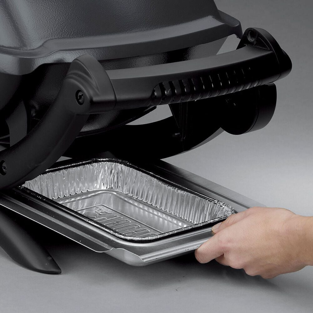 Weber Electric Grill in Dark Gray, , large