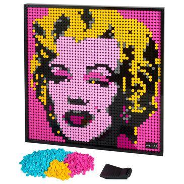 "LEGO Art Andy Warhol""s Marilyn Monroe, , large"