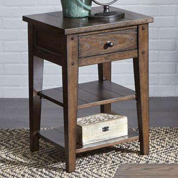 Belle Furnishings Chairside Table, , large
