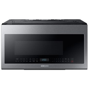 Samsung 2.1 Cu. Ft. Over The Range Microwave in Stainless, , large