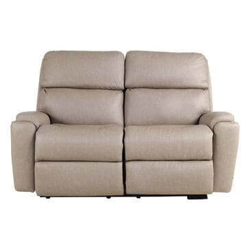 Flexsteel Rio Power Reclining Loveseat with Power Headrest in Flint, , large