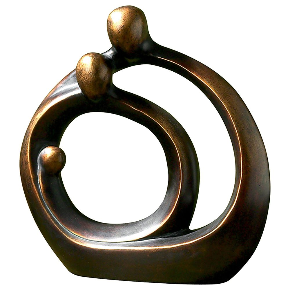 Uttermost Family Circles Figurine, , large