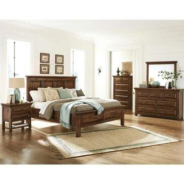 Napa Furniture Design Hill Crest 7 Drawer Dresser in Dark Chestnut, , large