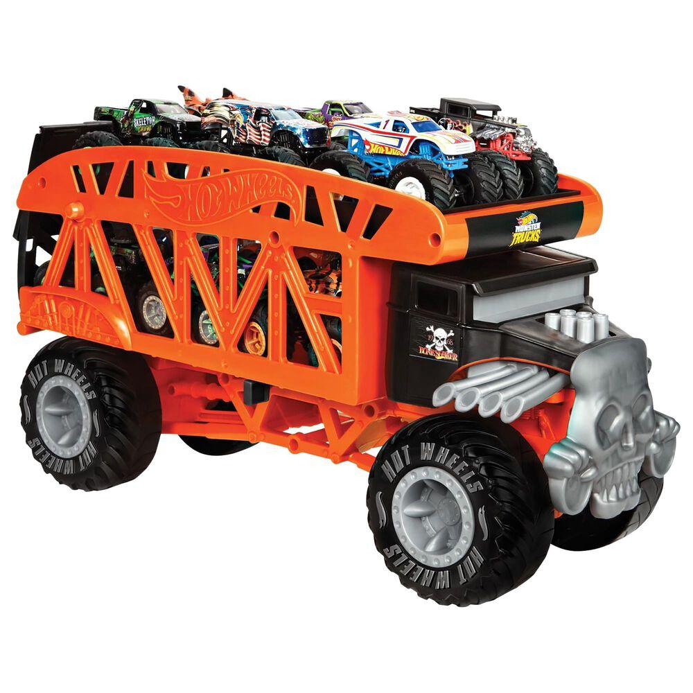Mattel Hot Wheels Monster Trucks Monster Mover, , large