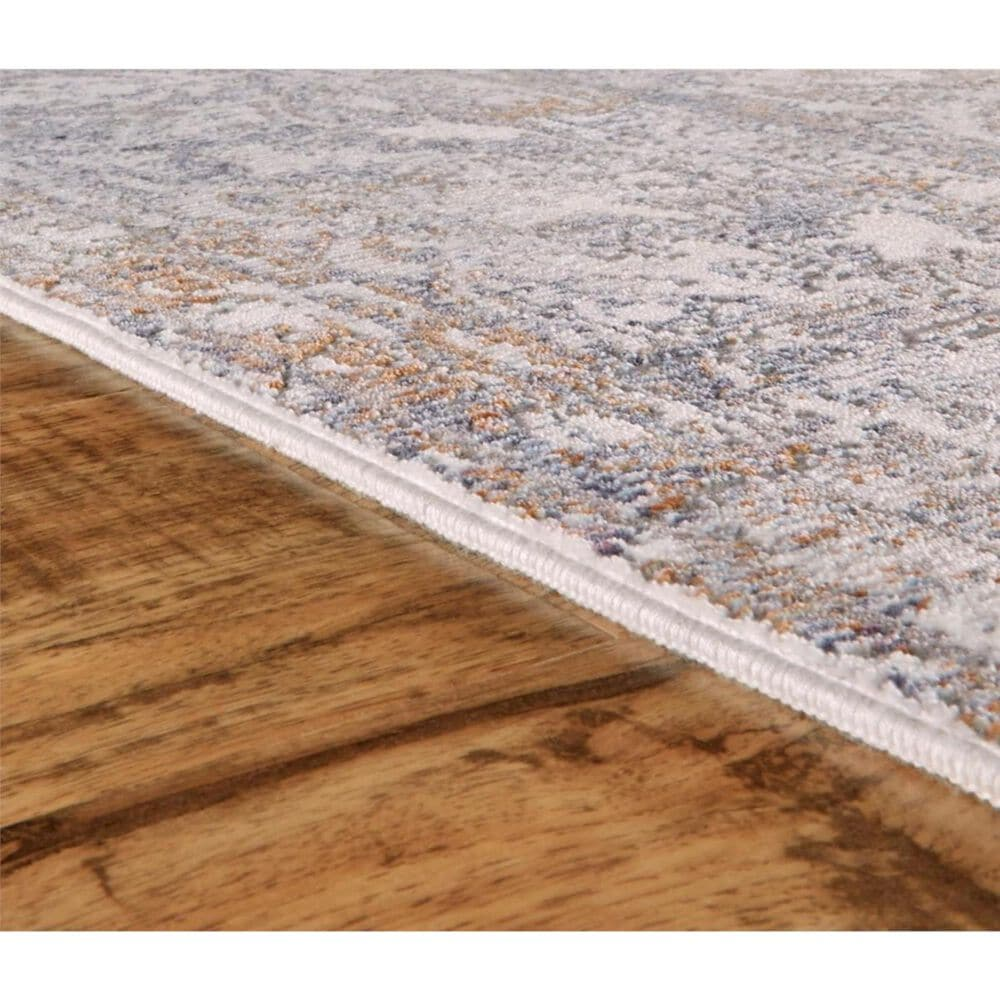 Feizy Rugs Cecily 3573F 2' x 3' Sunset Scatter Rug, , large