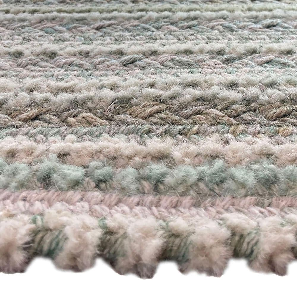"""Capel Bayview 0036-220 9'2"""" x 13'2"""" Oval Sage Area Rug, , large"""