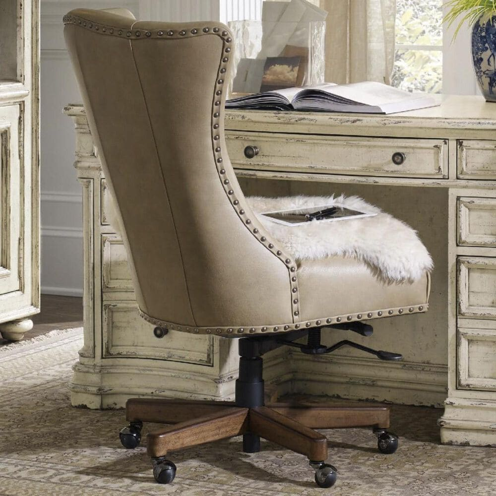 Hooker Furniture Lynn Home Office Chair in Caruso Falvo, , large