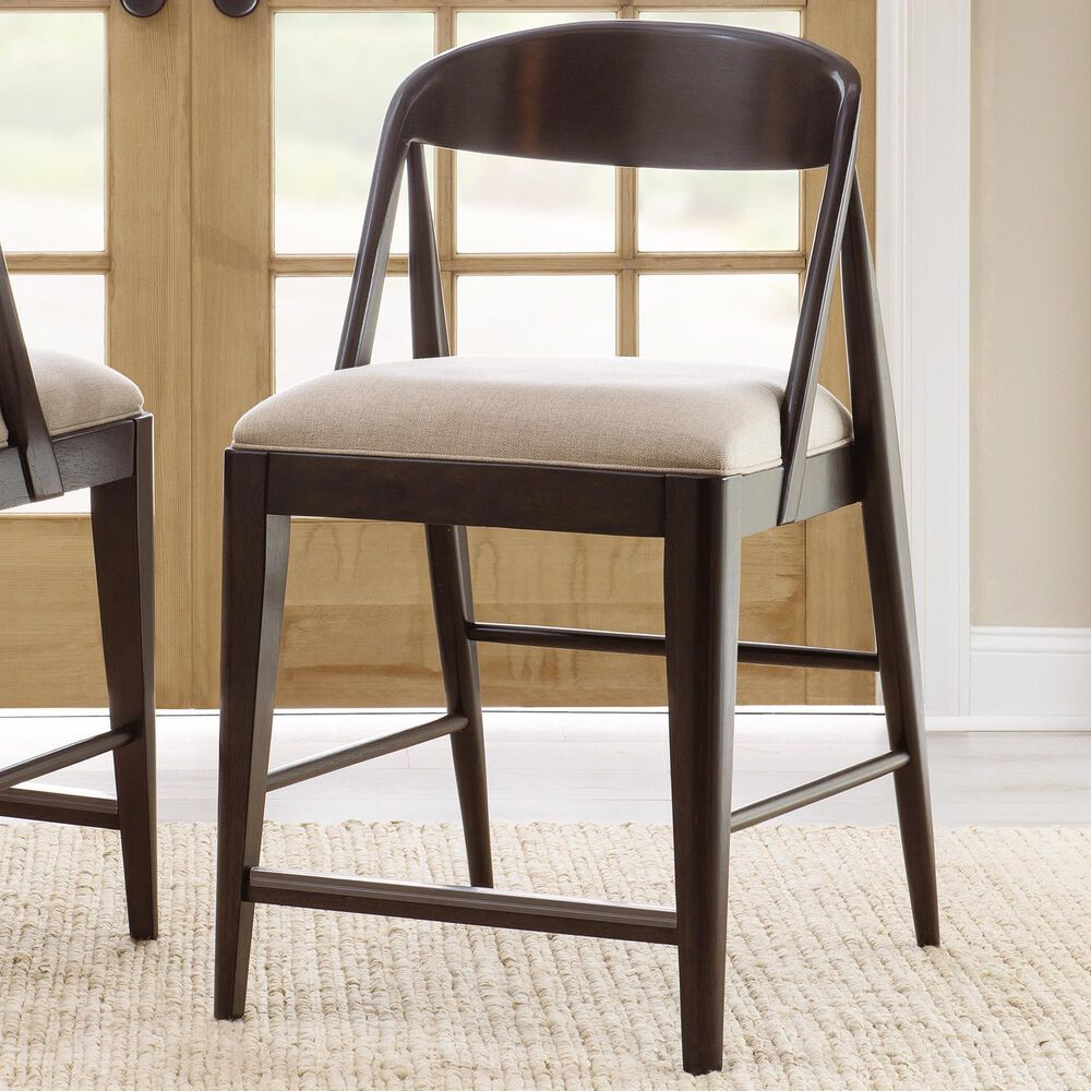 Legacy Classic Duo Counter Height Chair in Black Bean, , large