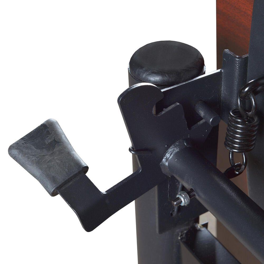 Regency Global Sourcing 3-Piece Mobile Training Table Set in Grey/Black/Silver, , large