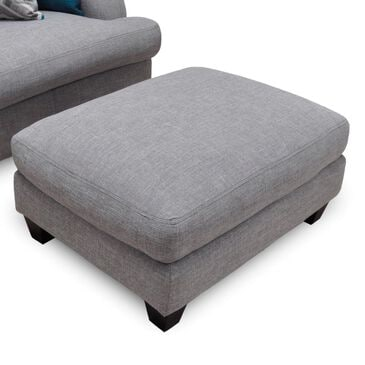 at HOME Paradigm Ottoman in Quartz, , large