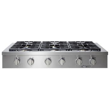 """Dacor Heritage 48"""" Liquid Propane Range Top in Stainless, , large"""