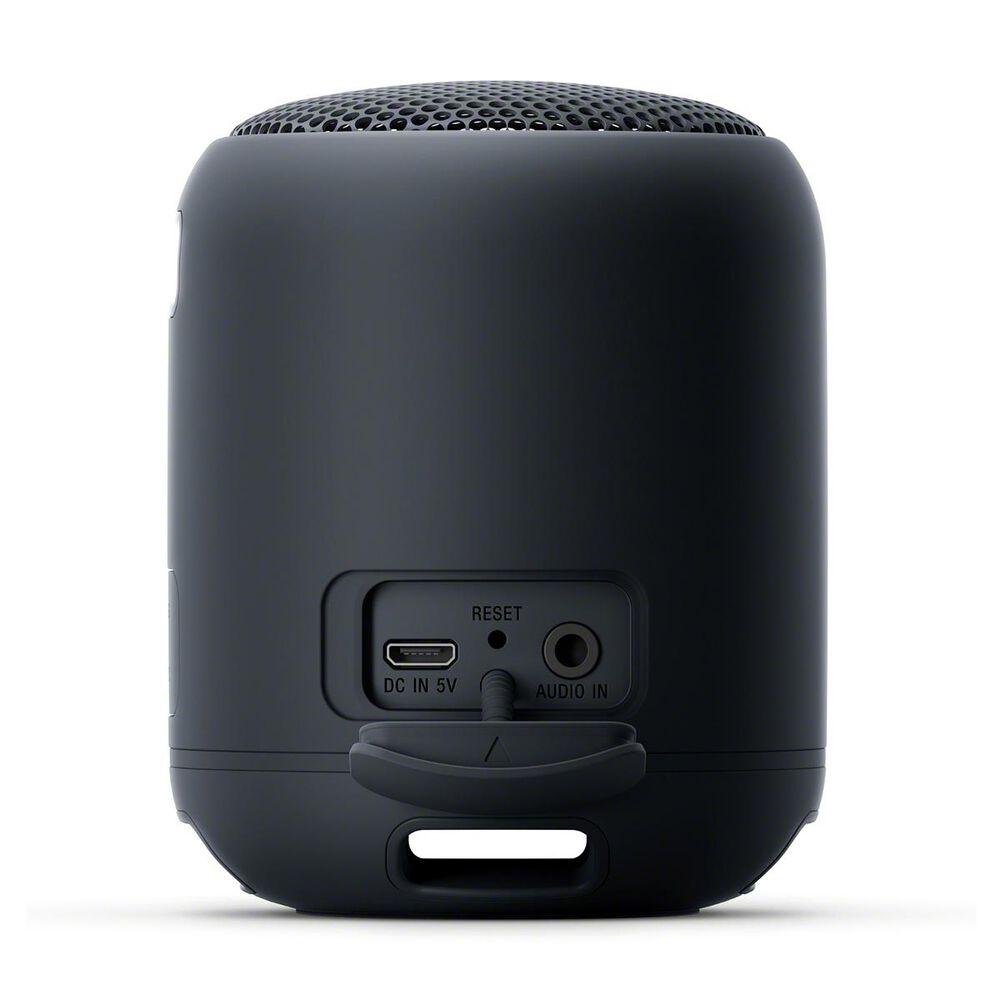 Sony XB12 Extra Bass Bluetooth Speaker in Black, Black, large