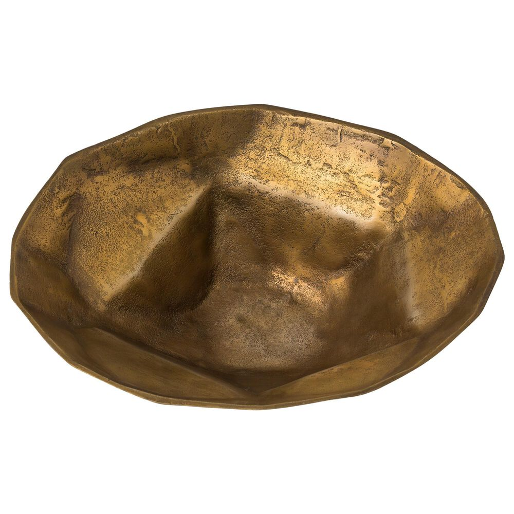 Moe's Home Collection Kennedy Bowl in Brown, , large