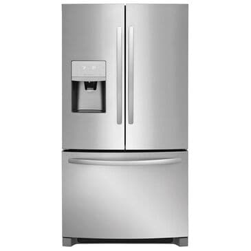 """Frigidaire 21.7 Cu. Ft. 36"""" Counter Depth French Door Refrigerator in Stainless, , large"""