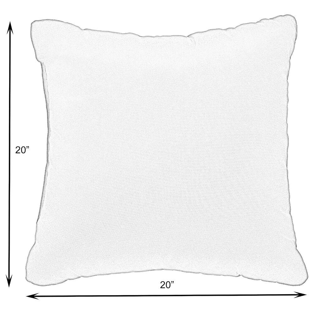 """Sorra Home Sunbrella 20"""" Pillow in Spectrum Indigo (Set of 2), , large"""