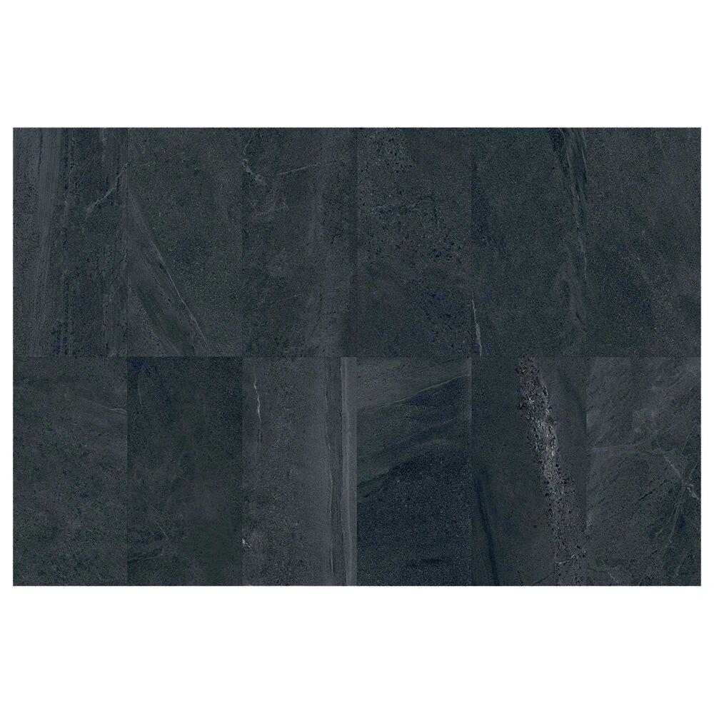 """Dal-Tile Society District Slate 12"""" x 24"""" Polished Porcelain Tile, , large"""