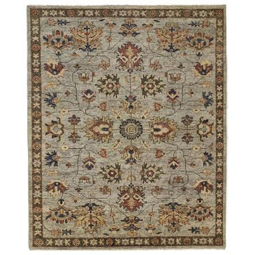 """Feizy Rugs Carrington 6503F 7'9"""" x 9'9"""" Green Gray Area Rug, , large"""