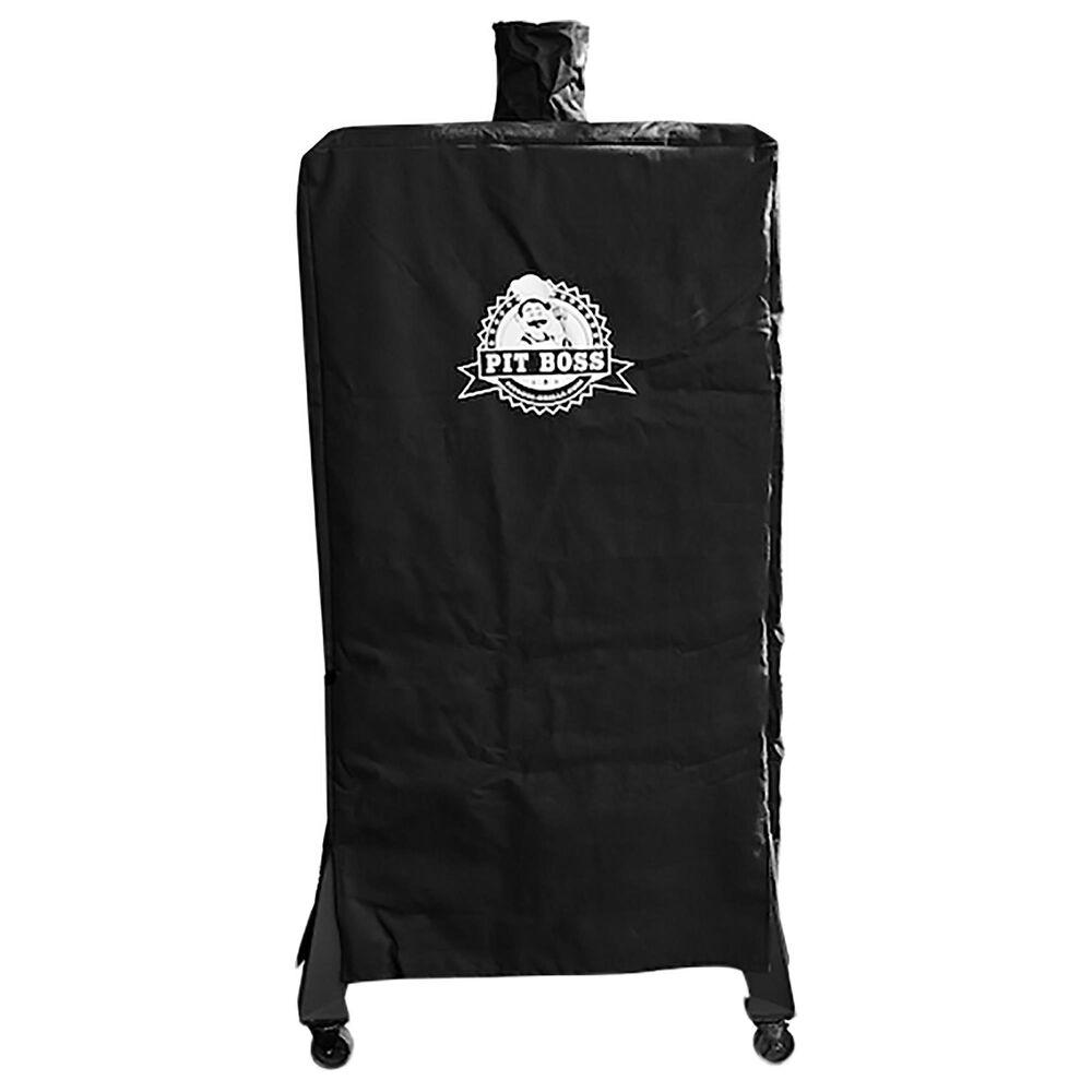 Pit Boss Sportsman 7-Series Wood Pellet Vertical Smoker Cover in Black, , large