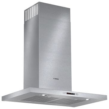 "Bosch 30"" Box Canopy Chimney Hood in Stainless Steel, , large"